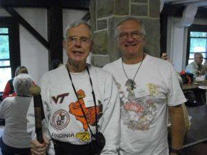 Dick Dougall and Jim Wilson