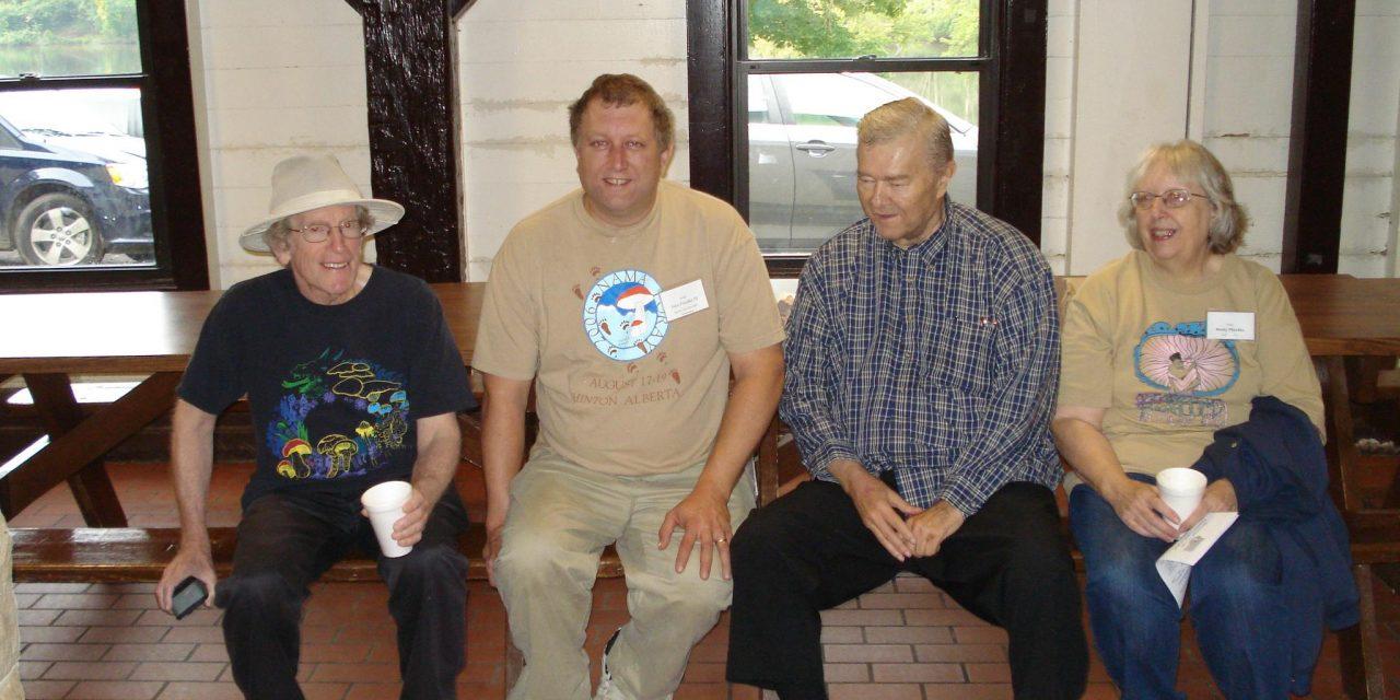 Photos from the 13th Annual Gary Lincoff Mid-Atlantic Mushroom Foray