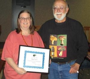 2013 – Western Pennsylvania Mushroom Club Awards