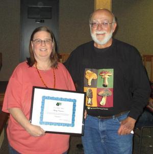 2013 – Western Pennsylvania Mushroom Club Awards