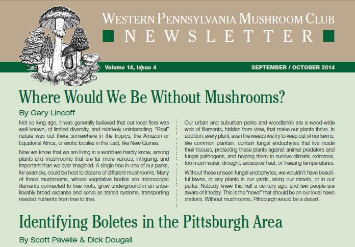 September-October2014 newsletter published
