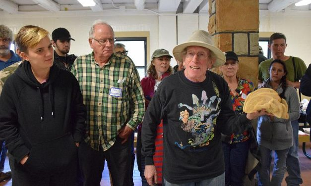 Pictures from the Fourteenth Annual Gary Lincoff Mid-Atlantic Mushroom Foray