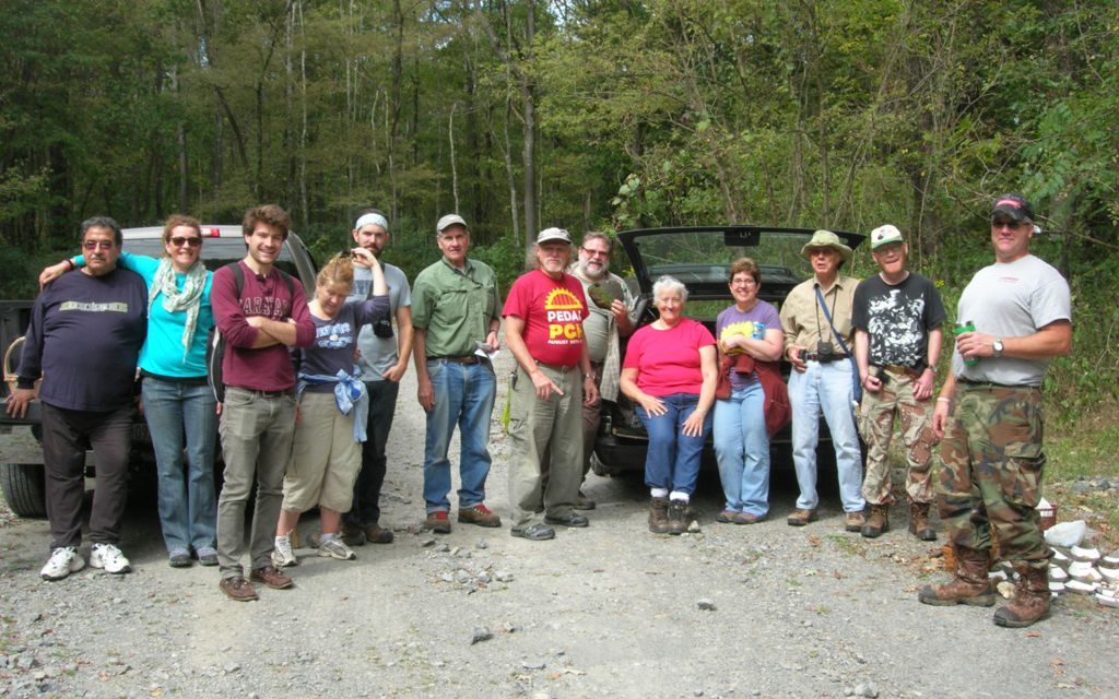 Species list from Raccoon Creek State Park on 09/26/2015