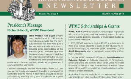 March-April 2016 newsletter published