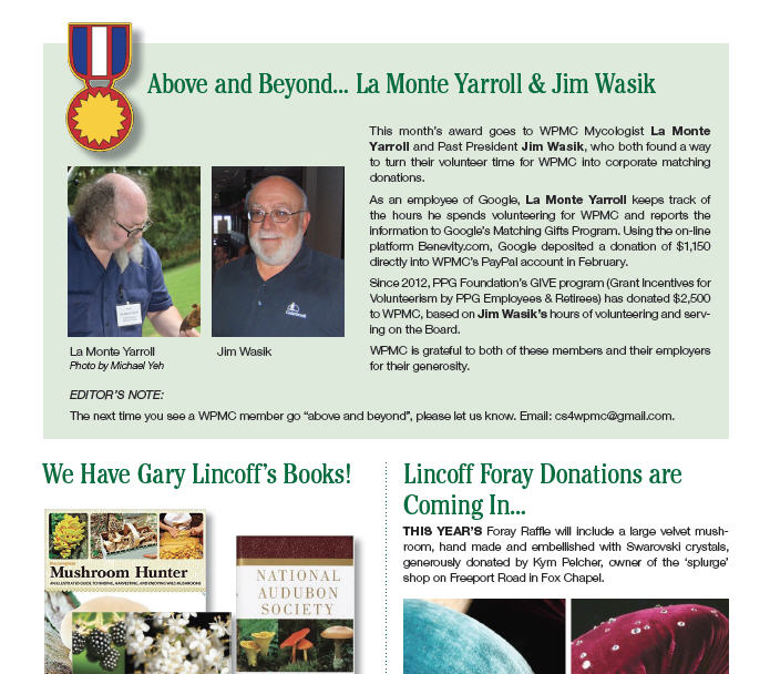 May-June 2016 newsletter published