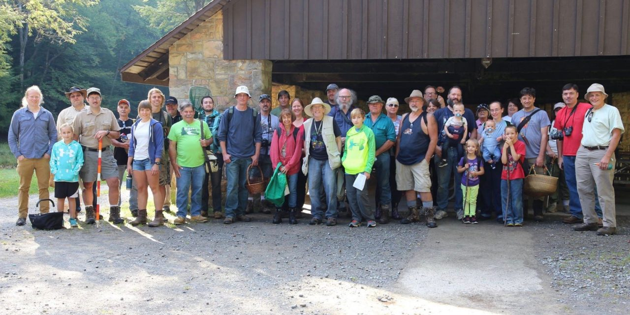 Species list from Lincoff pre foray Cook Forest State Park on 09/23/2016